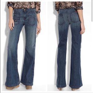 7 FOR ALL MANKIND • Georgia High Waist Jeans